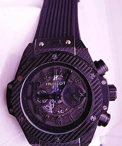 Hublot Big bang 34 (45mm) Black magic, negro