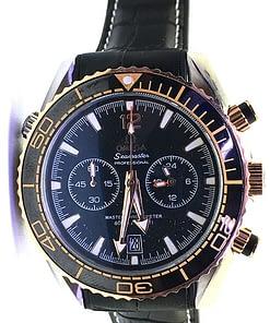 Replica de reloj Omega Seamaster 05 ( 215.23.46.51.03.001 ) Planet ocean Co-Axial Master Chronometer Chronograph 45,5 mm