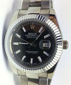Rolex Datejust 07 41mm 126334 Negro