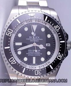 Rolex Sea Dweller Deepsea 02 126660 (44mm) automático acero