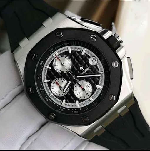 Venta de Replica de reloj Audemars Piguet Royal Oak Offshore Rubens Barrichello II 01