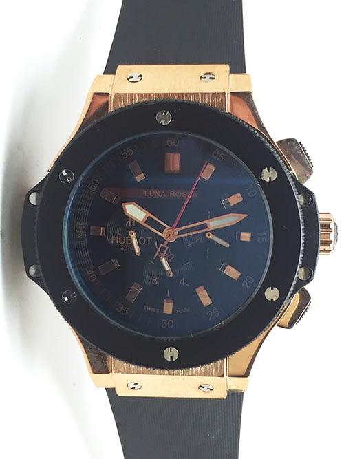 Hublot Big bang 26 Luna rosa (44mm) chronograph Oro