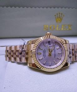 Replica de reloj Rolex Datejust mujer 008 (31mm) Oro ,correa jubilee,automatico