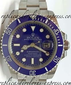 Rolex Submariner 03 (40mm) 116619LB Azul