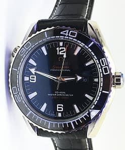 Replica de reloj Omega Seamaster 08 232.32.46.21.01.003 Planet Ocean 600M Omega Co‑Axial Master Chronometer 45mm