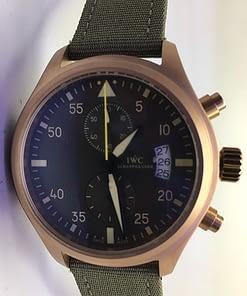 Iwc Pilot's Watch TOP GUN 01 Chronógrafo (44mm)