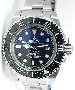 Rolex Sea Dweller Deepsea 05 126660 (44mm) automático esfera azul/negra Edicion James Cameron
