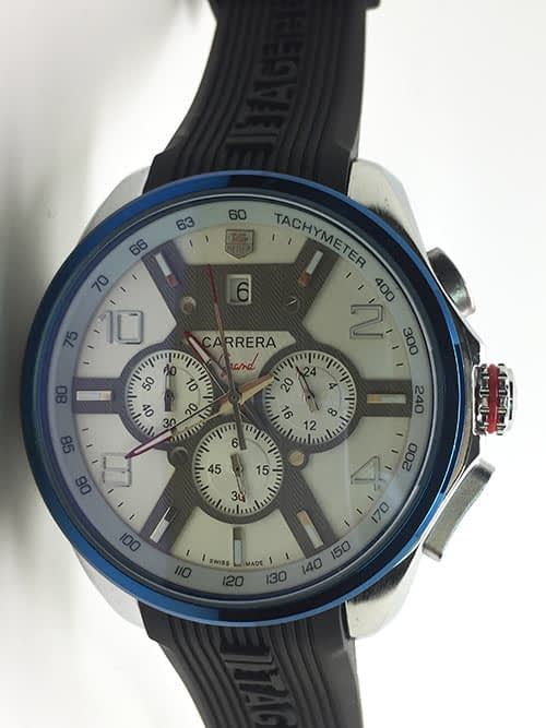 Tag heuer Grand Carrera 18