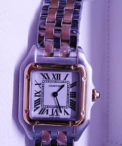 Cartier Panthere 03 M W2PN0007 (37mm) acero y oro