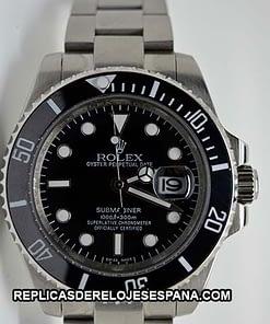 Rolex Submariner 24 (40mm) 114060 Negro (Aquático) AAA