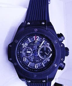 Hublot Big bang Unico 35 (45mm) Black magic, negro