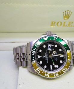 Rolex GMT-Master ll 13 (40mm) 116710 Sprite ,Correa Jubilee