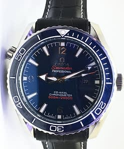 Replica de reloj Omega Seamaster 12  232.32.46.21.01.003 Planet Ocean 600M Omega Co‑Axial Master Chronometer 45mm