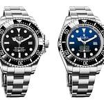 Replicas de relojes Rolex Sea-Dweller Deepsea