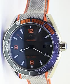 Replica de reloj Omega Seamaster 13  215.92.44.21.99.001 Planet Ocean 600M Omega Co‑Axial Master Chronometer 43mm