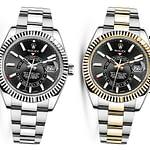 Replicas de relojes Rolex Sky-Dweller