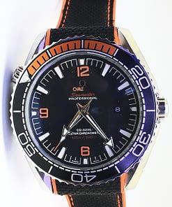 Replica de reloj Omega Seamaster 08 215.32.46.51.01.001 Planet Ocean 600M Omega Co‑Axial Master Chronometer 45mm