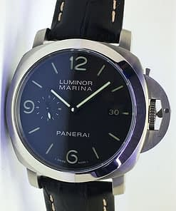 Panerai luminor marina 01 (44mm) esfera negra
