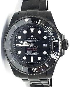 Rolex Sea Dweller deepsea 01 116660 (44mm) automático Prohunter