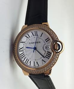 Cartier Ballon blue 02 mujer (33mm) Oro