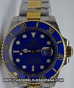 Rolex Submariner 22 (40mm) 16613 Azul (aquático) AAA