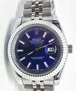 Rolex Datejust 06 41mm 126334 azul/acero