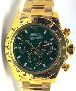 Rolex Daytona 05 (43mm) 116508 automático verde (Hulk)