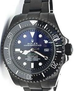 Rolex Sea Dweller deepsea 03 116660 (44mm) automático Prohunter Azul/negro/James Cameron